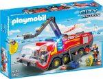 Playmobil City Action 5337 Reptéri tűzoltóautó