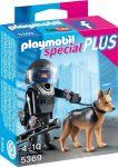 Playmobil Special Plus 5369 Kommandós járőrkutyával