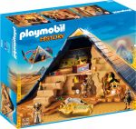 Playmobil History 5386 A fáraó piramisa