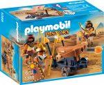 Playmobil History 5388 A piramisok védelmében