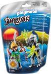 Playmobil Dragons 5465 Szélföld harcosa és a sárkánya