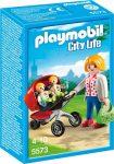 Playmobil City Life 5573 Ikerbabakocsi