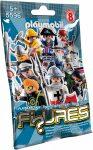 Playmobil Sports & Action 5596 Zsákbamacska 8. sorozat - fiúknak