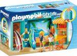Playmobil City Life 5641 Hordozható Surf Shop