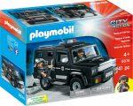 Playmobil City Action 5674 Taktikai egység