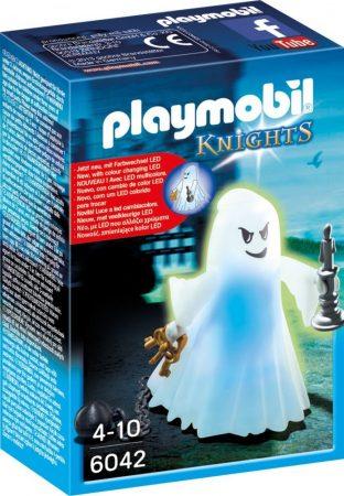 Playmobil Knights 6042 Kísértet színes LED fényekkel