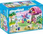 Playmobil Fairies 6055 Tavi pille unikornis menedéke