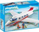 Playmobil Family Fun 6081 Repülőgép turistákkal