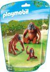Playmobil City Life 6648 Orángutánok kicsinyükkel