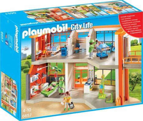 Playmobil City Life 6657 Gyermekklinika