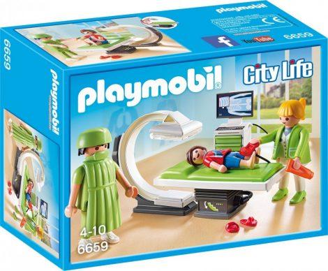 Playmobil City Life 6659 Röntgenszoba