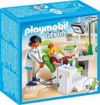 Playmobil City Life 6662 Fogorvos