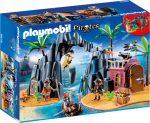 Playmobil Pirates 6679 Kalózok kincses szigete