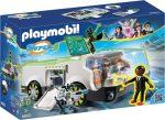 Playmobil Super 4 6692 Kalóz Kaméleon és Gene ügynök