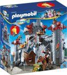 Playmobil Super 4 6697 A Sötét gróf hordozható kastélya