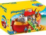 Playmobil 1.2.3 6765 Noé bárkája