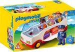 Playmobil 1.2.3 6773 Kisbusz