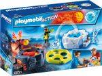 Playmobil Action 6831 Tűz és jég