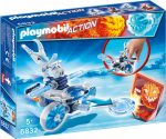 Playmobil Action 6832 Frosty, célzókoronggal