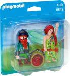 Playmobil Kiegészítők 6842 Bíborfonat és Mesemanó kincsei