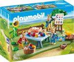 Playmobil Kiegészítők 6863 Pamacsos Frici tojásfestő sulija