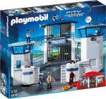 Playmobil City Action 6872 Rendőrörs börtönnel