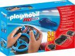 Playmobil City Action 6914 RC modul távirányítóval