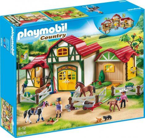 Playmobil Country 6926 Lovagló udvar