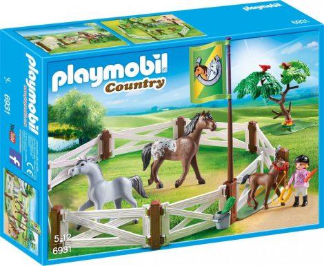 Playmobil Country 6931 Lovas karám