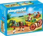 Playmobil Country 6932 Lovaskocsi