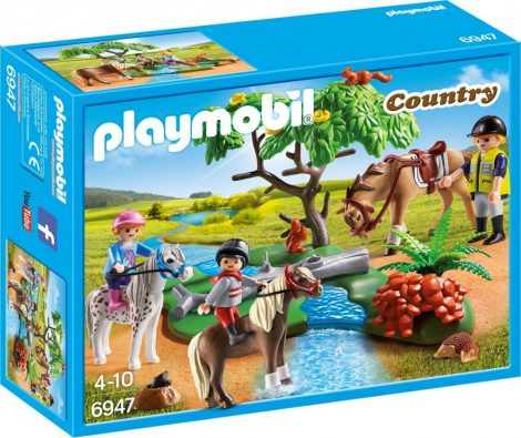Playmobil Country 6947 Vidám lovaglás