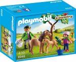 Playmobil Country 6949 Póni mama kiscsikójával