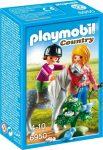 Playmobil Country 6950 Futószáras lovaglás