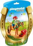 Playmobil Country 6968 Virágszirom és lovasa