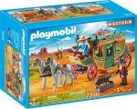 Playmobil Western 70013 Western lovaskocsi