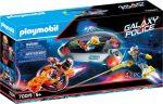 Playmobil Galaxy Police 70019 Kisrepülő