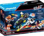 Playmobil Galaxy Police 70020 Motor