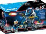 Playmobil Galaxy Police 70021 Rendőrrobot