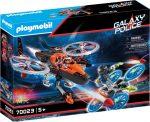 Playmobil Galaxy Police 70023 Kalóz helikopter