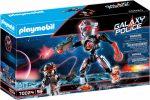 Playmobil Galaxy Police 70024 Kalóz robot