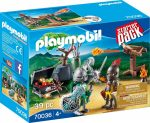 Playmobil Knights 70036 Harc a lovag kincséért - kezdő csomag