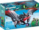 Playmobil Dragons 70039 Halálfogó Morgorral