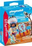 Playmobil Kiegészítők 70062 Indián törzsfőnök
