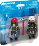 Playmobil City Action 70081 Tűzoltó és tűzoltónő