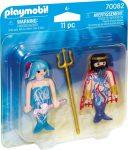 Playmobil Magic 70082 Tenger királya és sellő