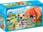 Playmobil Family Fun 70089 Családi kemping