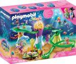 Playmobil Magic 70094 Korall játékszett világító kupolával