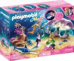 Playmobil Magic 70095 Gyöngykagyló éjszakai fény