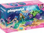 Playmobil Magic 70099 Gyöngyhalászok rájákkal