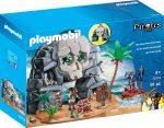 Playmobil Pirates 70113 A kalóz koponya sziget elfoglalása
